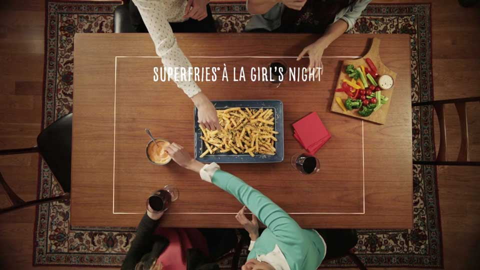 McCain - Date Night & Girls Night // a. KBS // e. Monica Remba