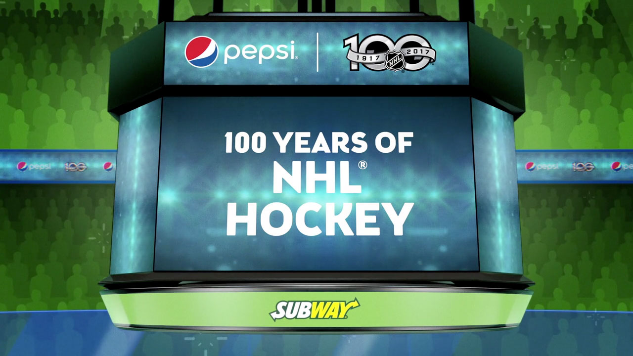 Subway - NHL/Pepsi // a. Sid Lee // e. Lev Bravo